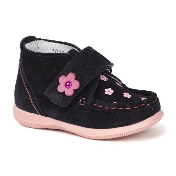 Ботинки кроя «Мокасин» для девочки 1209