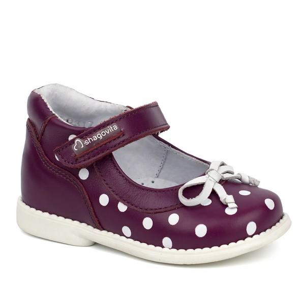 Туфли для девочки 1389