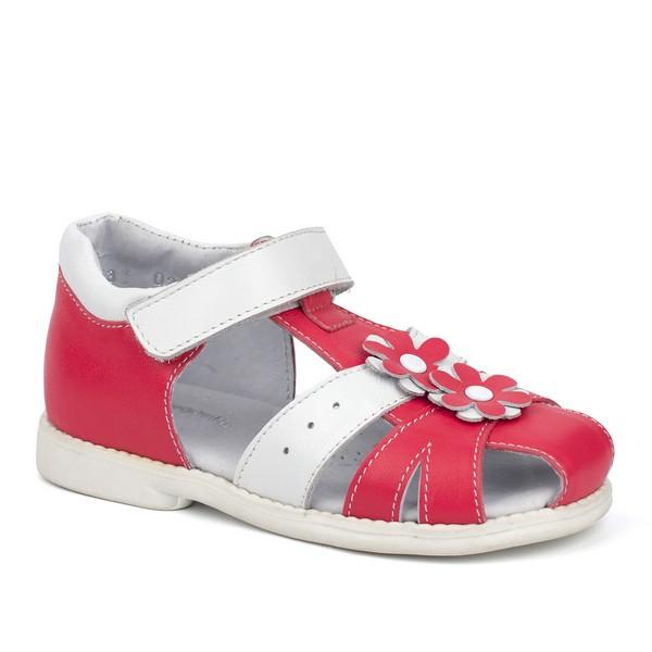 Туфли открытые для девочки 14163