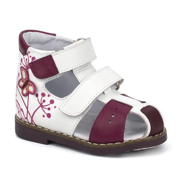 Туфли открытые для девочки 14167