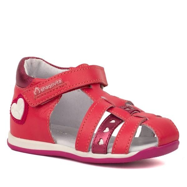 Туфли открытые для девочки 14170