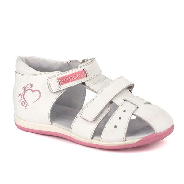 Туфли открытые для девочки 14177