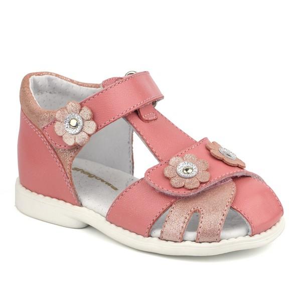 Туфли открытые для девочки 14184