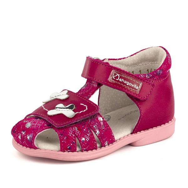 Туфли открытые для девочки 14190