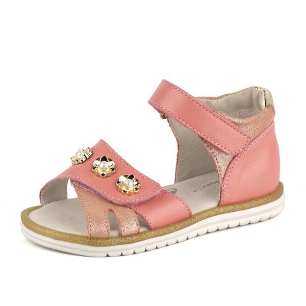 Туфли открытые для девочки 14193