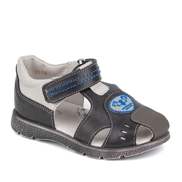 Туфли открытые для мальчика 14194