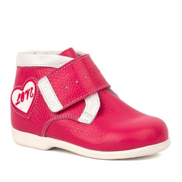 Ботинки для девочки 1516 К