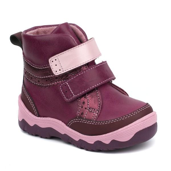 Ботинки для девочки 15163 Б