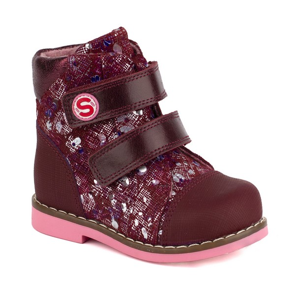 Ботинки для девочки 15188 Б