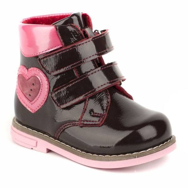 Ботинки для девочки 1595 Б