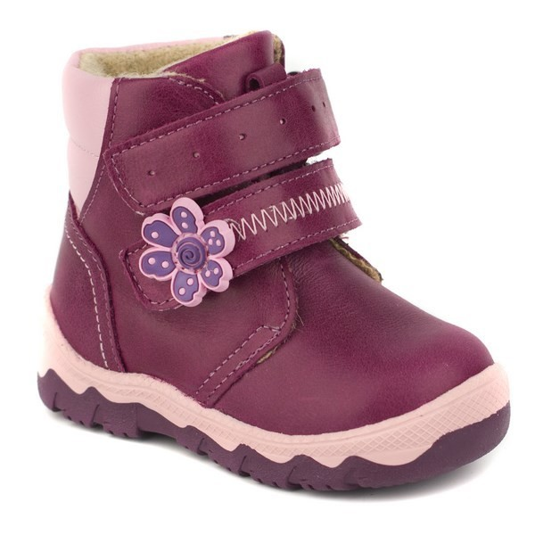 Ботинки для девочки 1596 Б