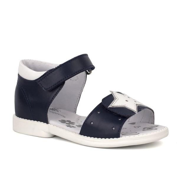 Туфли открытые для девочки 24150