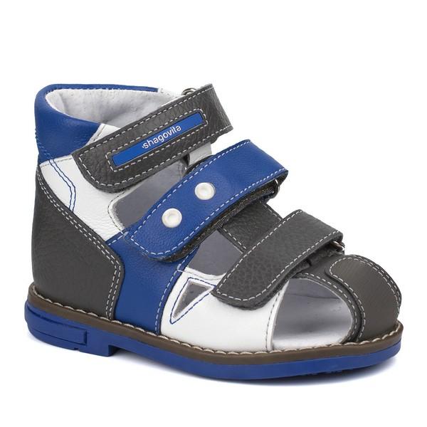 Туфли открытые для мальчика 24166