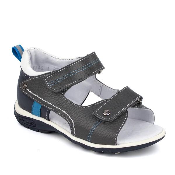 Туфли открытые для мальчика 24172