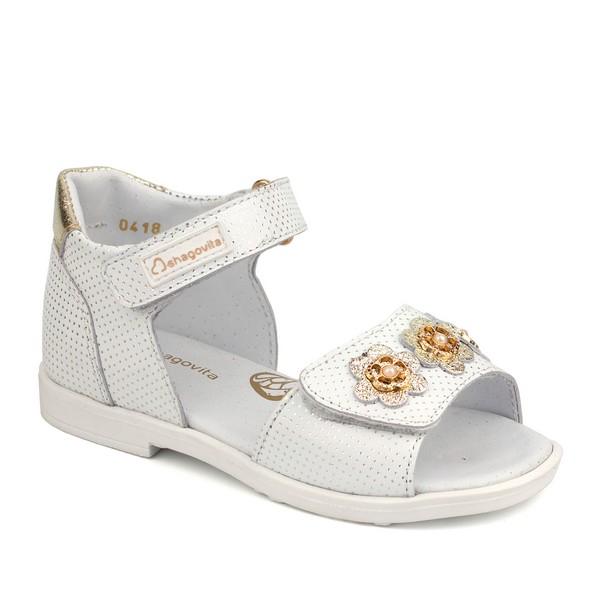 Туфли открытые для девочки 24185