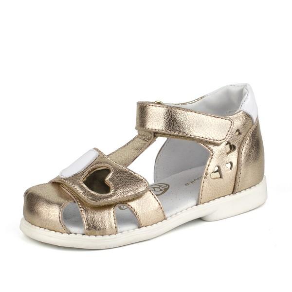 Туфли открытые для девочки 24187