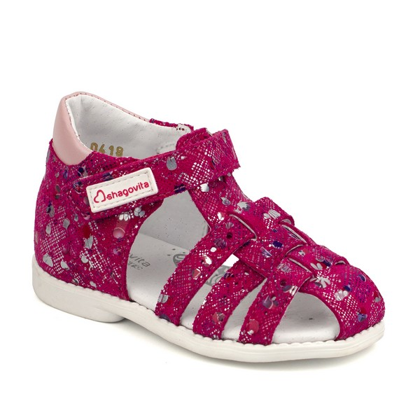Туфли открытые для девочки 24192