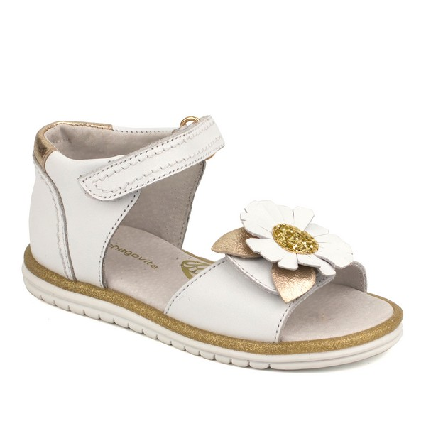 Туфли открытые для девочки 24198