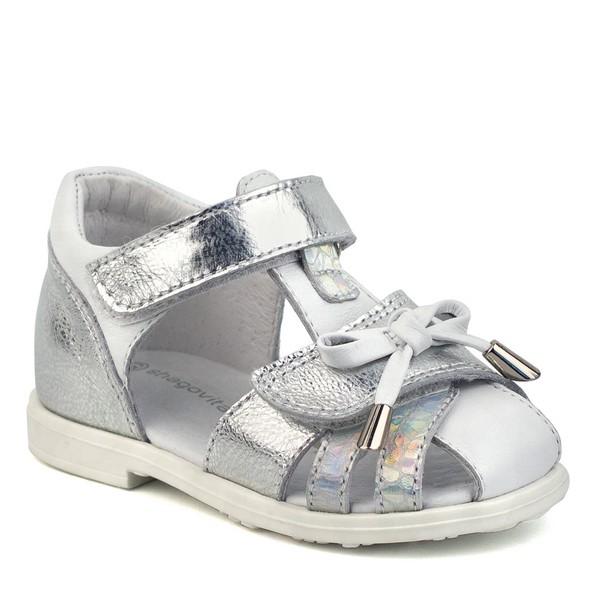 Туфли открытые для девочки 24207