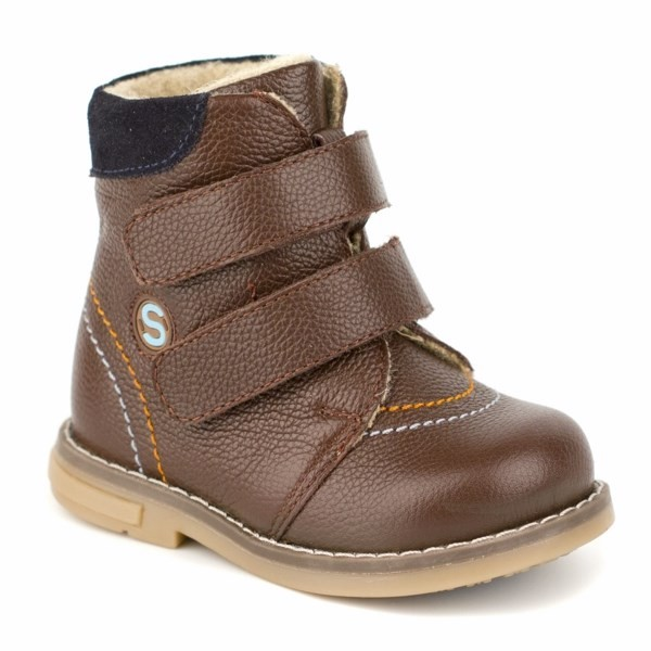 Ботинки для мальчика 25102 Б