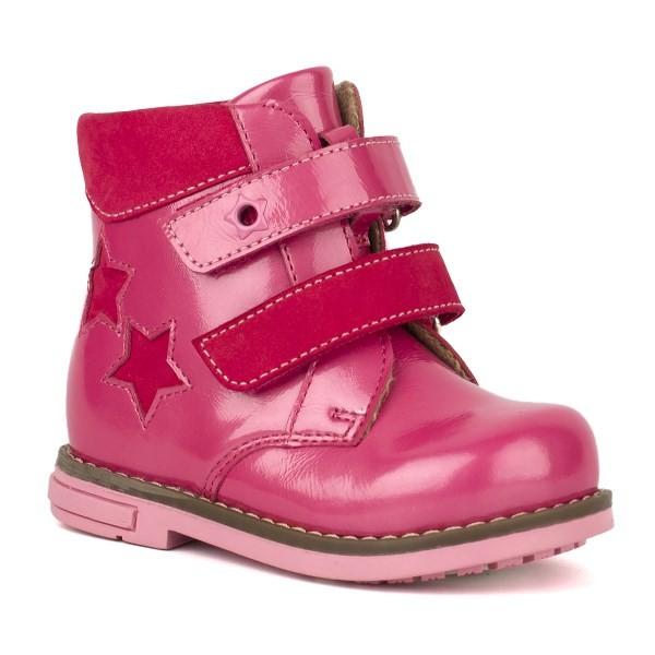 Ботинки для девочки 25122 Б