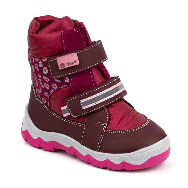Ботинки для девочки 25173 Ш