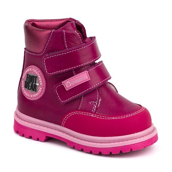 Ботинки для девочки 25175 Ш
