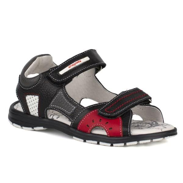 Туфли открытые для мальчика 3479