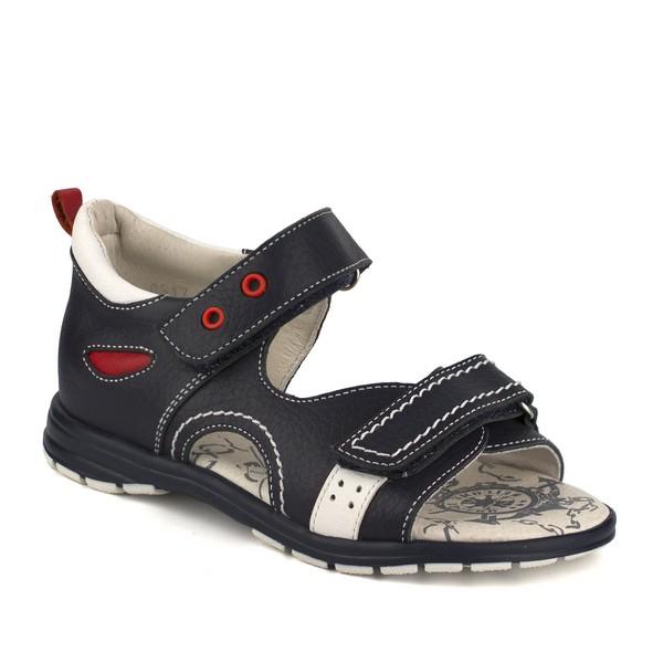 Туфли открытые для мальчика 3480