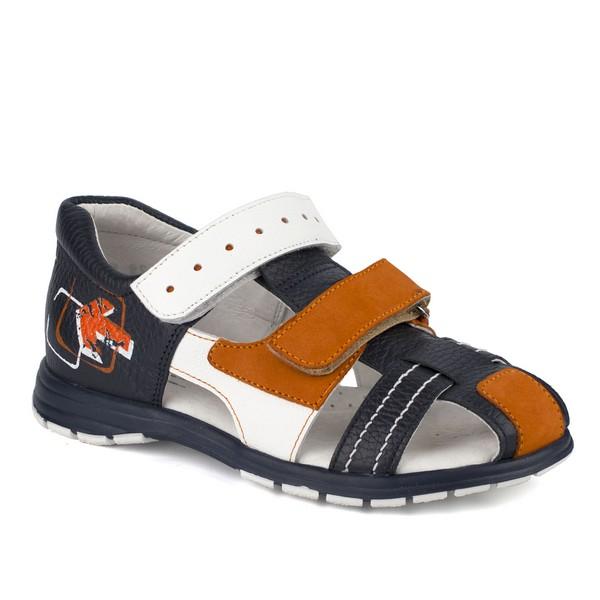 Туфли открытые для мальчика 3485