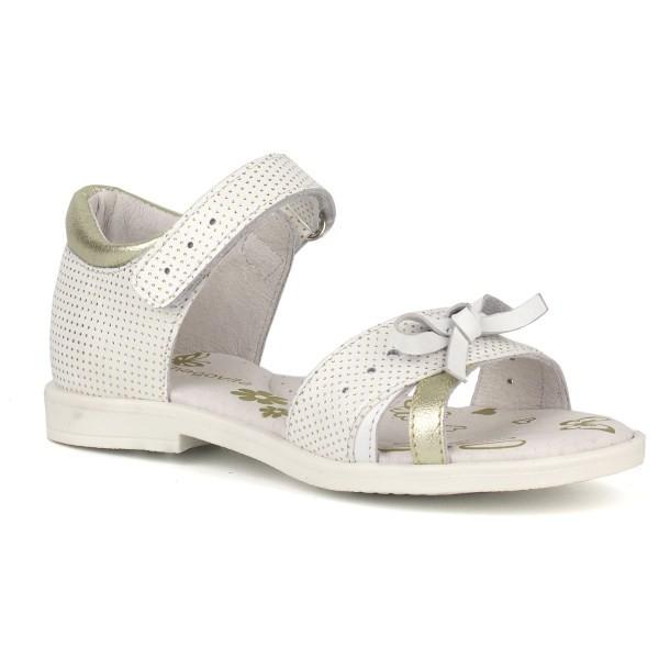 Туфли открытые для девочки 44105