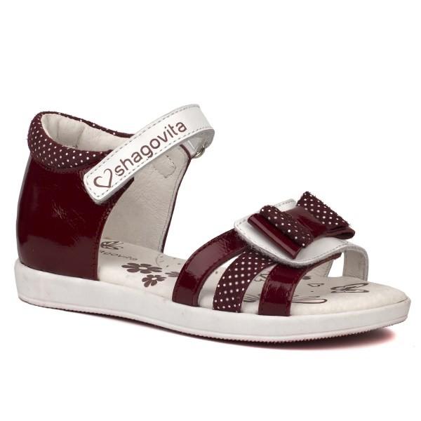 Туфли открытые для девочки 44107