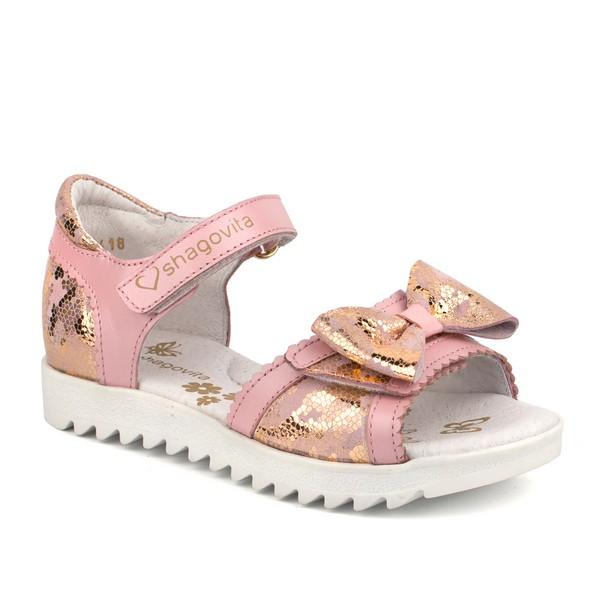 Туфли открытые для девочки 44115