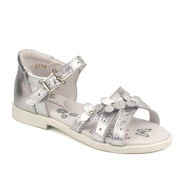 Туфли открытые для девочки 44117