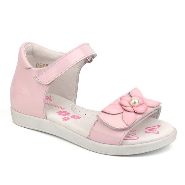 Туфли открытые для девочки 44118