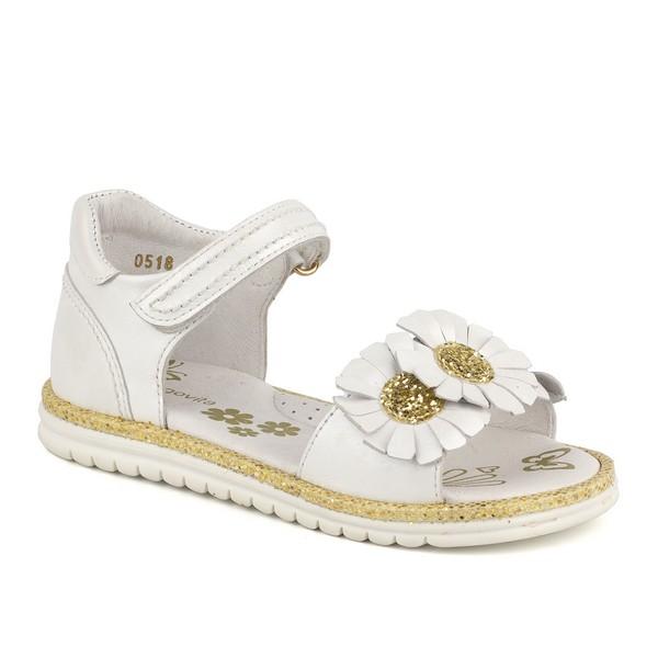 Туфли открытые для девочки 44119