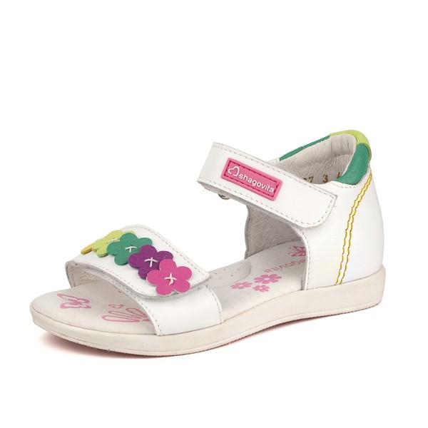 Туфли открытые для девочки 44121
