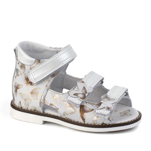 Туфли открытые для девочки 44123