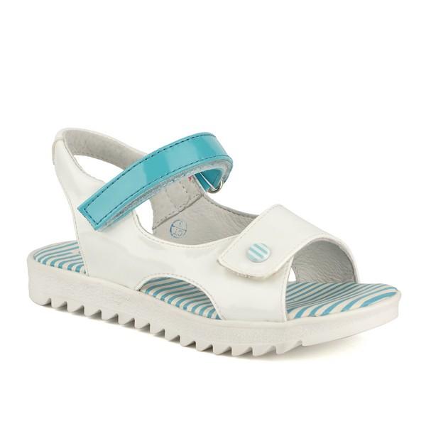 Туфли открытые для девочки 4497