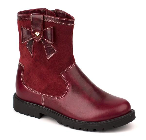 Ботинки для девочки 45105 Б