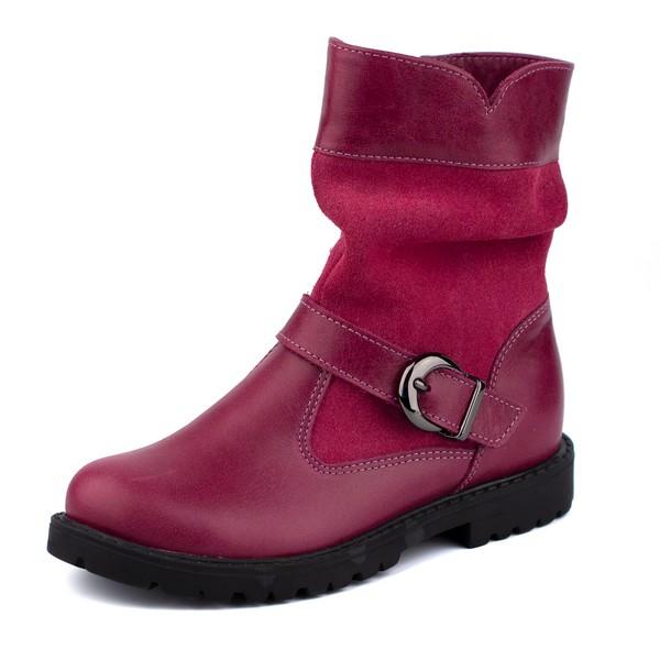 Ботинки для девочки 45118 Б