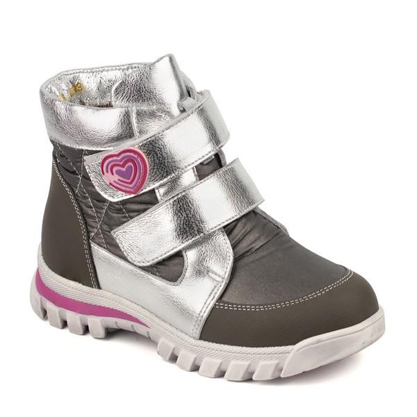 Ботинки для девочки 45128 Ш