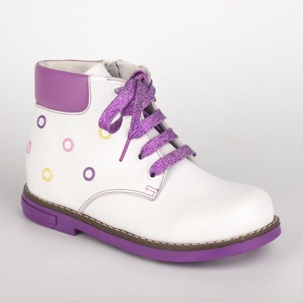 Ботинки для девочки 4582 К