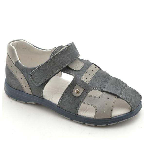Туфли открытые для мальчика 5461