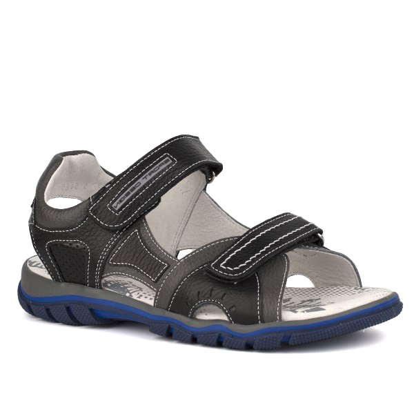 Туфли открытые для мальчика 5465