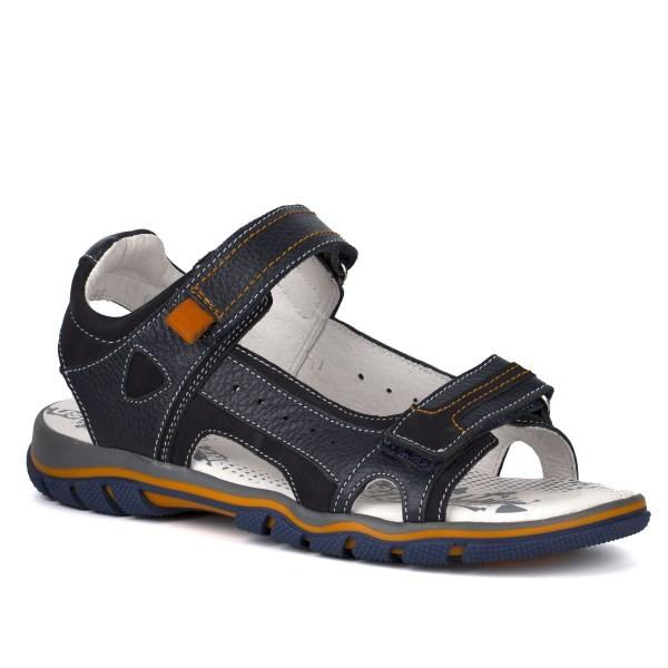 Туфли открытые для мальчика 5466-1