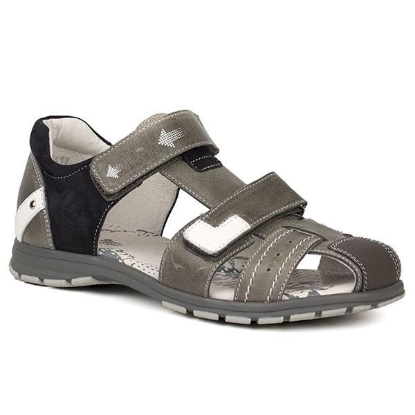 Туфли открытые для мальчика 5467