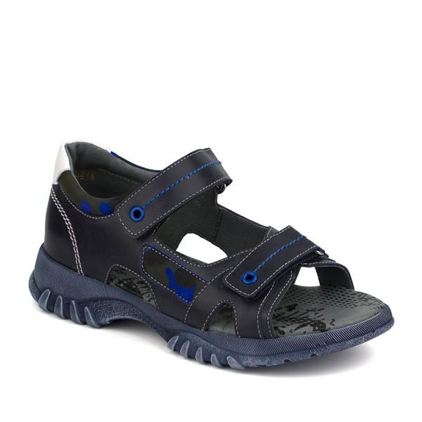 Туфли открытые для мальчика 5481-1