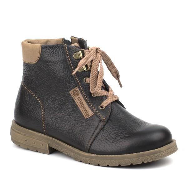 Ботинки для мальчика 55133-1 Б