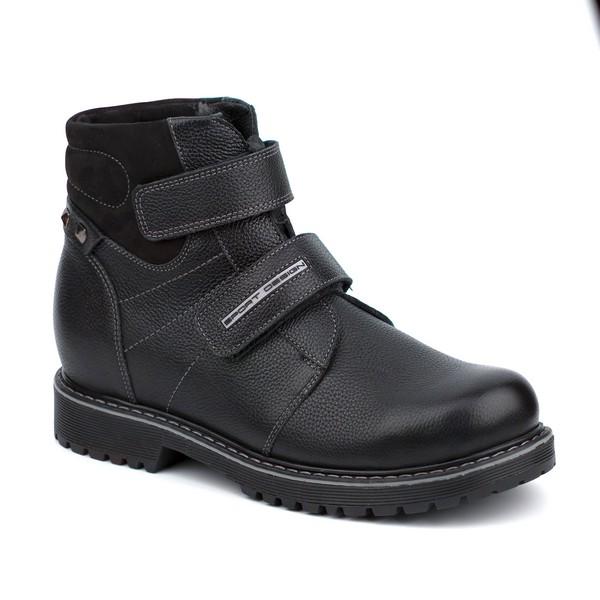 Ботинки для мальчика 55220-1 Б
